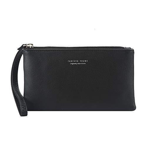 Happyandus Women Girls Clutch Evening Handbag Party Wedding Purse Wallet Bag ()