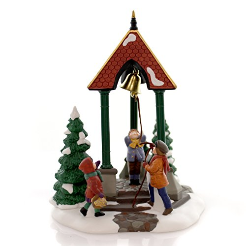 Department 56 Accessory CHRISTMAS BELLS Porcelain Heritage Village Collrction 98711 by Department 56 Accessory by Department 56 Accessory