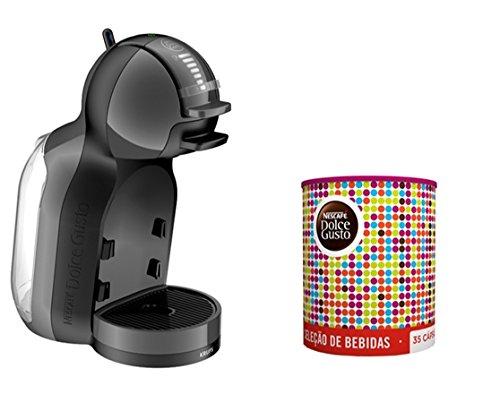 KP1208P5 Krups Dolce Gusto Mini Me - Cafetera multibebida ...