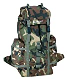 Deluxe Large Camo Army Military Backpack Hiking Camping Gear, Outdoor Stuffs