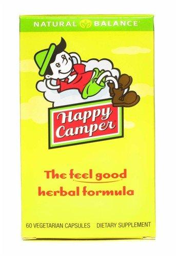 Natural Balance Happy Camper - 60 Vegetarian Capsules - Happy Camper Herbal