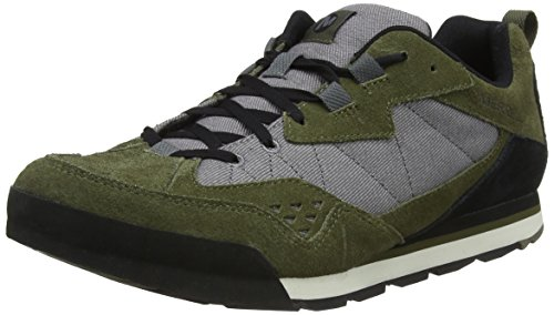 Verde Gry Denim para Rock Burnt Merrell Olive Olive Gry Zapatillas Dusty Hombre Tura Dusty Low 6UTBnq18w