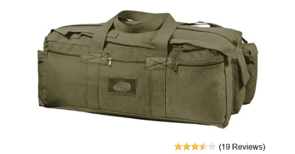 ae5280fb6f54 Amazon.com  Military GI Mossad Tactical Duffle Bag