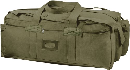 bd0fa9fc3ff4 Image Unavailable. Image not available for. Color  Military GI Mossad  Tactical Duffle Bag ...