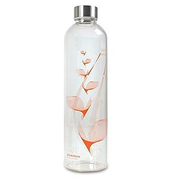 1l trinkflasche glas