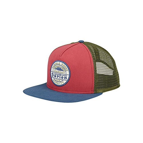 Burton Visor Beanie (Burton Marble Head Hat, Tandori, One Size)