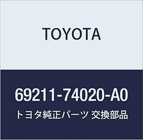 Toyota 69211-74020-E1 Outside Door Handle