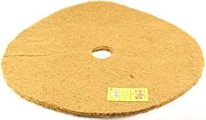 Amazon Com Coir Verde 24 Quot Coco Tree Rings Weed Control