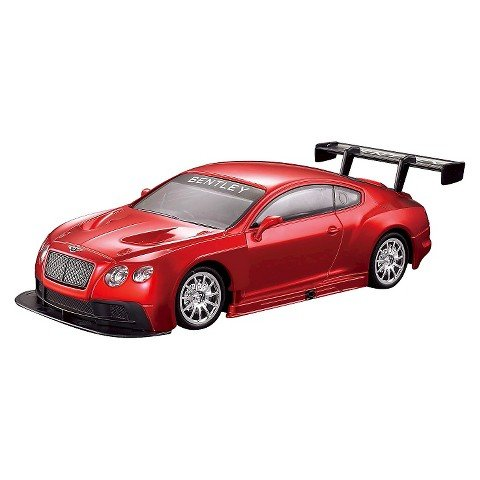 Braha Bentley GT3 1:24 R/C Car Red