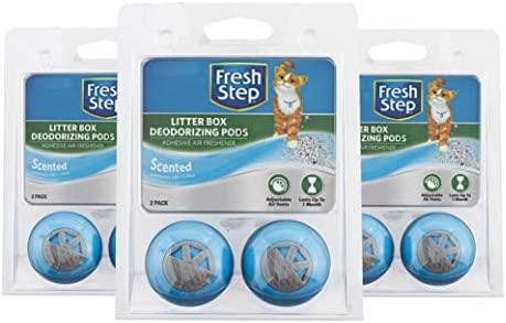 Fresh Step Litter Deodorizing Deodorizer