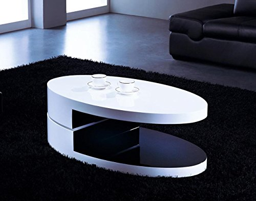 Rico Clear Bar Table