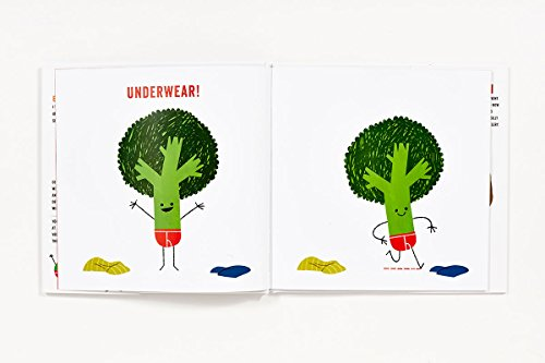 Vegetables in Underwear by Abrams (Image #3)