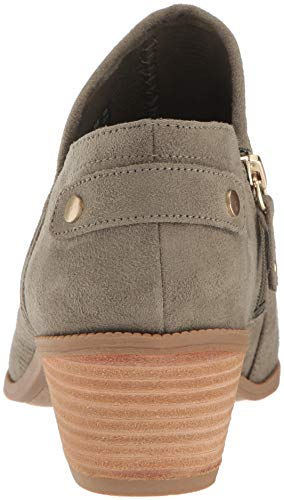 Burnt Green Women's Scholl's Dr Microfiber Shoes Ankle Olive Better Boot FRxwYgqwp