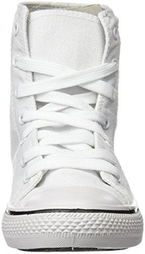 West Kripton bianco Alta 44 Scarpe Nero Taglia Blanco rrwq5B