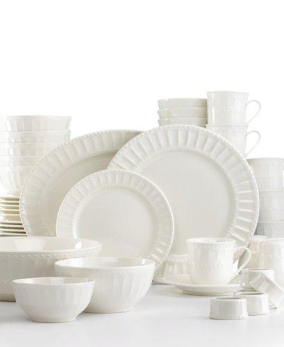 Gibson Regalia 46-Piece Dinnerware Set