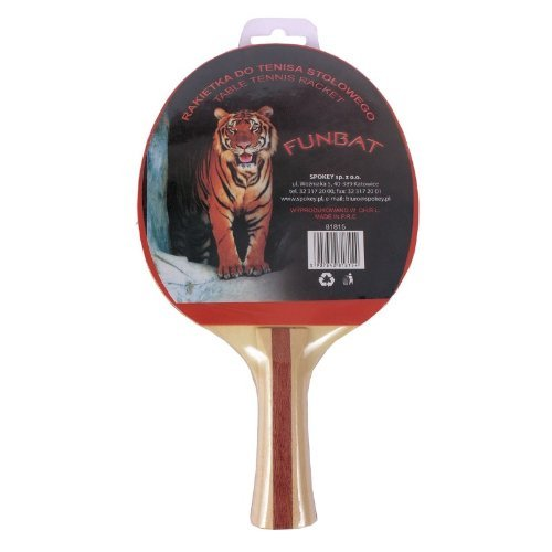 Spokey - 81815 - FUNBAT - Table Tennis Bat - Ping-Pong by Spokey by Spokey