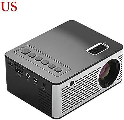 iYoung Mini proyector, proyector de Cine y Teatro, proyector de ...
