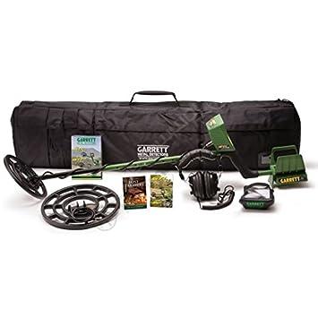 cercametalli Detector de metales Garrett GTI 2500 Supreme Package Potente Oro Monedas: Amazon.es: Deportes y aire libre