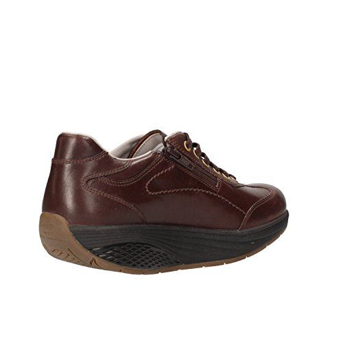 MBT EU Brown Sneakers Leather Womens 6 5 US 6 37 rr10d8qx
