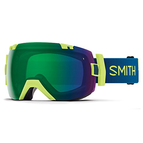 Smith M006572CD99MK Masque de Ski Homme, Acid Resin