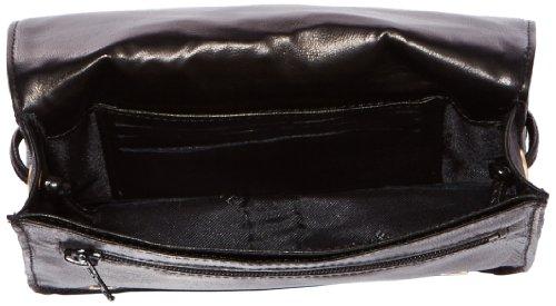 La Bagagerie - 61C, borsa donna, color Nero (black), talla One Size