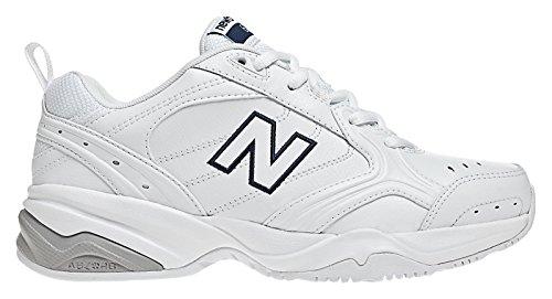 に対処する腕畝間(ニューバランス) New Balance 靴?シューズ レディースフィットネスシューズ New Balance 624 White ホワイト US 7 (24cm)