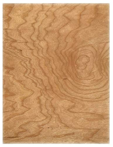 (Cherry Wood Veneer Paper from Cardstock Warehouse 8.5