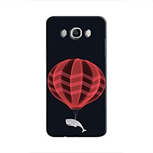 Cover It Up Whale Balloon Hard Case For Samsung Galaxy J7 (2016)