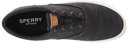 Sperry Top-sider Mens Wahoo Cvo Baja Fashion Sneaker Grigio