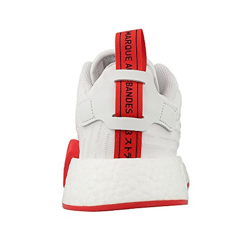 Chaussures Ba7252 R2 Red Adidas core Primeknit Nmd White ww1Fzgq