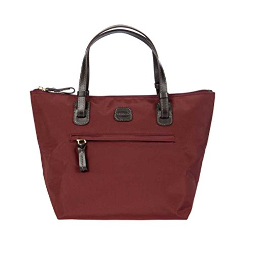 Bric's X-Bag shopping bag red