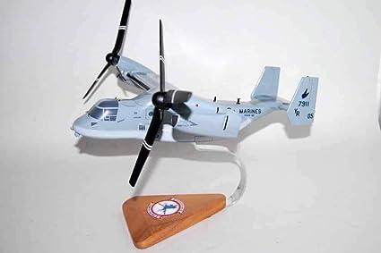 Daron Worldwide Trading Postage Stamp Presidential Mv-22 Osprey 1//150 Hmx Air...