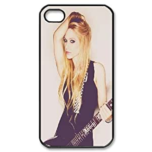 Avril Lavigne Beautiful Girl For Apple Iphone 5C Case Cover , Luxury For Apple Iphone 5C Case Cover Boys{Black}