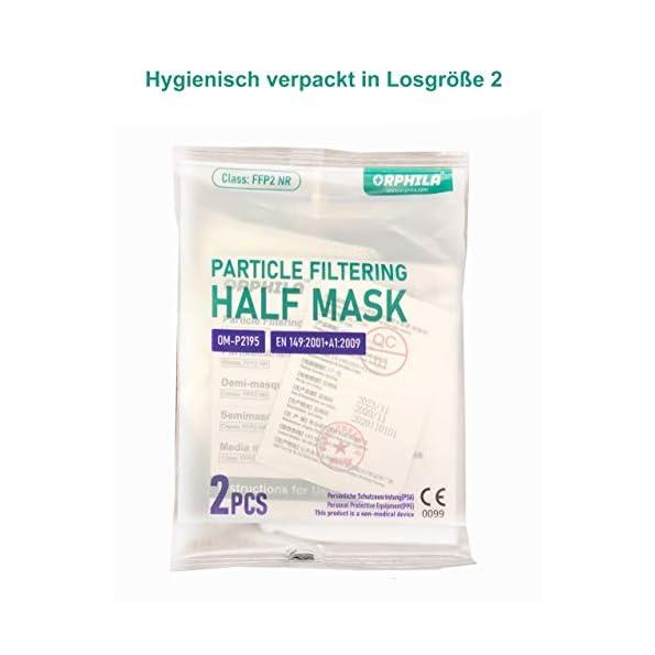 20-Stck-FFP2-Maske-nach-EN1492001-CE-Zertifiziert-durch-benannte-Stelle-0099-mit-TV-Rheinland-Reach-Testreport-Atemschutz-Mundschutz-Partikelfiltermaske