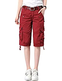 Amazon.com: Reds - Casual / Shorts: Clothing, Shoes & Jewelry
