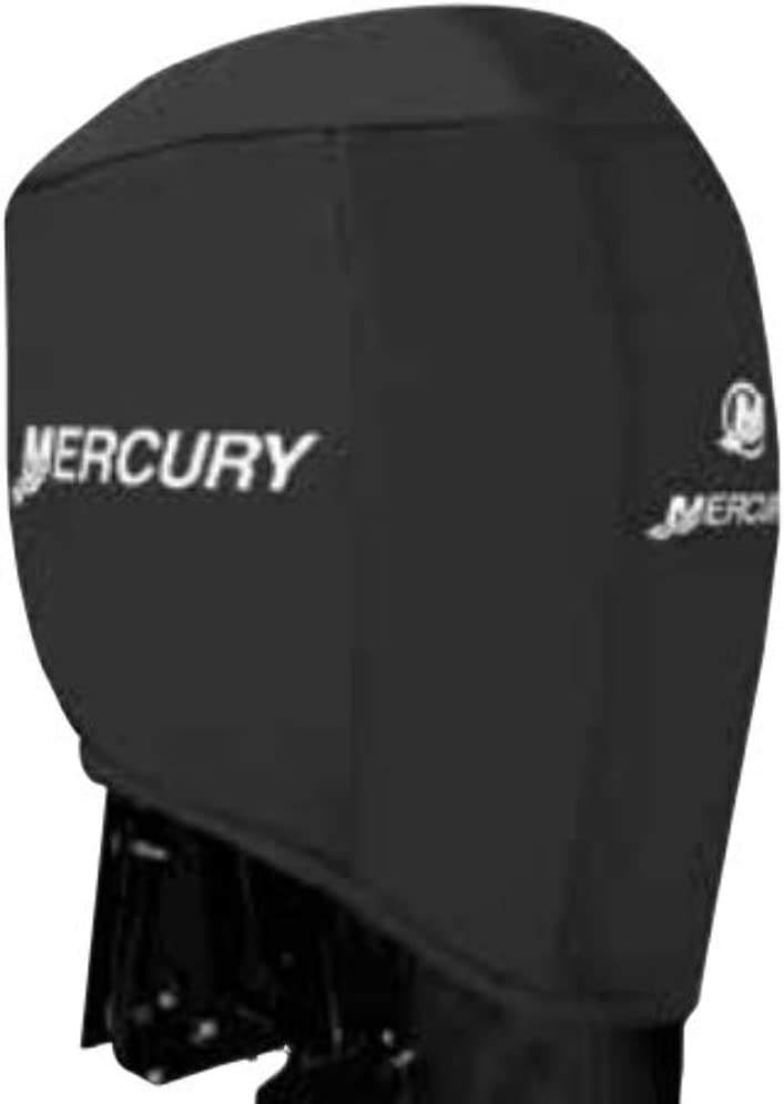 Attwood Marine Attwood Custom Mercury Engine Cover - Verado 6-Cylinder - 200, 225, 250, 275, 300hp