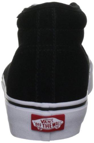 Vans Hommes Chukka Boot Core Classics Noir / Blanc (daim)