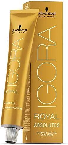 Tinte Igora Royal Absolutes 8-01 (60 ml)