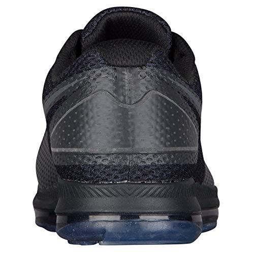 Uomo Zoom Low Grey anthracite Nero dark Running Out 004 All black Nike Scarpe 2 1w0F0dq