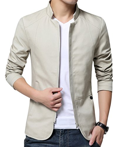 Casual Cotton Jackets - 1