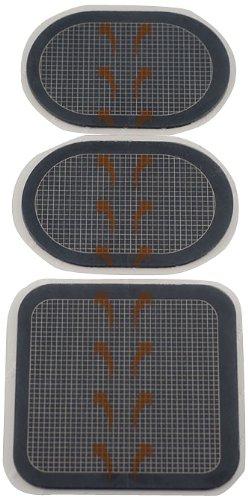 Les Flex ceinture Tapis Set pour Ceinture Flex System, Gris