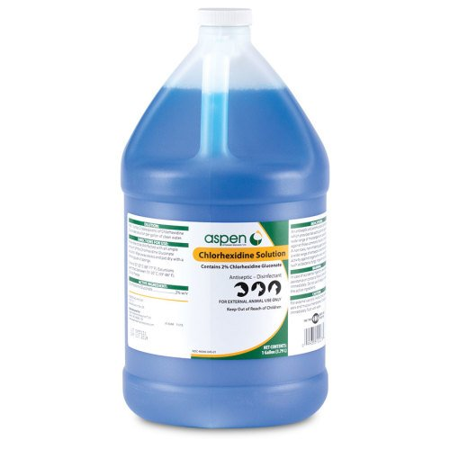 Bimeda Inc Chlorhexidine Solution gallon
