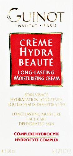Guinot Hydra Beaute Moisturizing Cream Creme (50ml)1.7oz Long Lasting Health Care Family