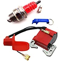 TC-Motor Red Racing Ignition Coil For 2 Stroke 47cc 49cc...
