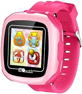 bhdlovely Reloj Niños Smartwatch LBS/GPS Pantalla Táctil Kids Safe ...