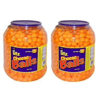 Utz Cheese Ball Barrels - 35 oz. - 2 pk. (Best Cheese Ball Ever)