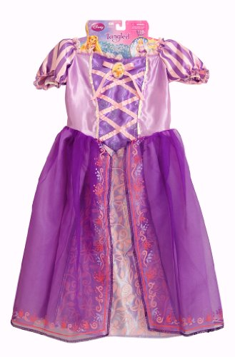 Disney's Tangled Fairytale Dress (4-6X) - coolthings.us