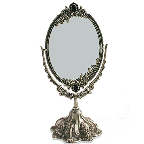 Antique Vanity Dresser And Mirror Amazon Com
