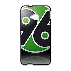 DASHUJUA Bundesliga Pattern Hight Quality Protective Case for HTC M7
