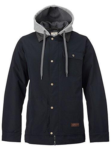 Burton Men's Dunmore Jacket, True Black, Small